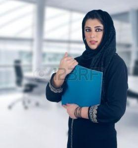 13658920-ex-cutif-islamique-dans-une-sc-ne-de-pr-sentation-des-entreprises